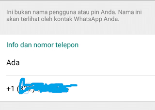 Cara Daftar Whatsapp dengan Nomor Luar Negeri