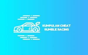 cheat rumble racing